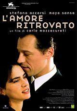 locandina del film L'AMORE RITROVATO