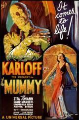 locandina del film LA MUMMIA (1932)