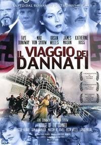 locandina del film LA NAVE DEI DANNATI
