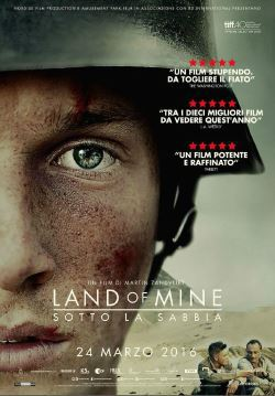 Land Of Mine – Sotto La Sabbia (2015)