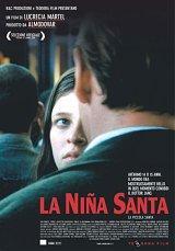 locandina del film LA NINA SANTA