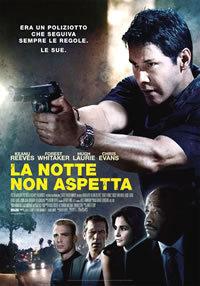 locandina del film LA NOTTE NON ASPETTA