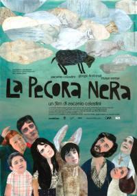 locandina del film LA PECORA NERA