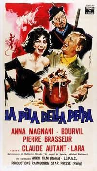 locandina del film LA PILA DELLA PEPPA