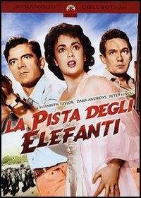 locandina del film LA PISTA DEGLI ELEFANTI