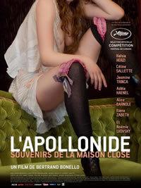 locandina del film L'APOLLONIDE (SOUVENIRS DE LA MAISON CLOSE)