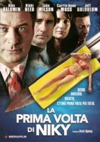 locandina del film LA PRIMA VOLTA DI NIKY