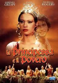locandina del film LA PRINCIPESSA E IL POVERO