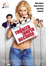locandina del film LA RAGAZZA DELLA PORTA ACCANTO
