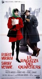 La Ragazza del Quartiere (1962)