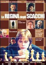 locandina del film LA REGINA DEGLI SCACCHI