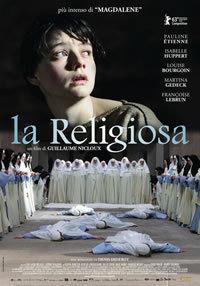 locandina del film LA RELIGIOSA