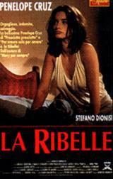locandina del film LA RIBELLE