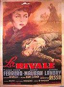 locandina del film LA RIVALE