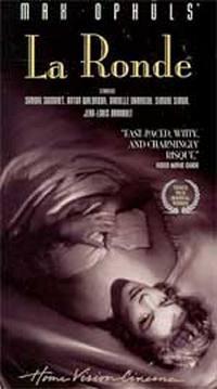 locandina del film LA RONDE