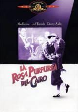 locandina del film LA ROSA PURPUREA DEL CAIRO