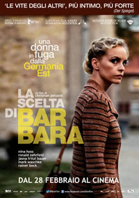 locandina del film LA SCELTA DI BARBARA