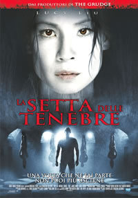 locandina del film LA SETTA DELLE TENEBRE