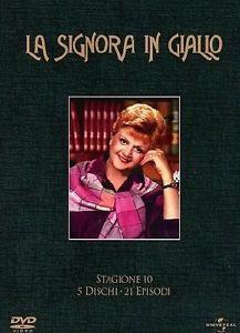locandina del film LA SIGNORA IN GIALLO - STAGIONE 10