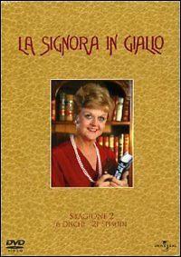 locandina del film LA SIGNORA IN GIALLO - STAGIONE 2