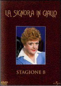locandina del film LA SIGNORA IN GIALLO - STAGIONE 8