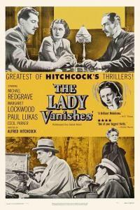 La Signora Scompare (1938)