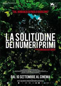 locandina del film LA SOLITUDINE DEI NUMERI PRIMI