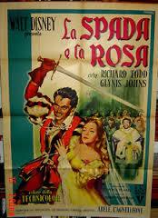 locandina del film LA SPADA E LA ROSA