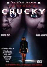 locandina del film LA SPOSA DI CHUCKY