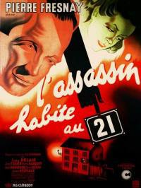 L'Assassino Abita Al 21 (1942)