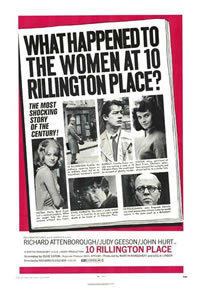L'Assassino Di Rillington Place n°10 (1970)
