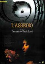 locandina del film L'ASSEDIO