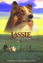 locandina del film LASSIE (1994)
