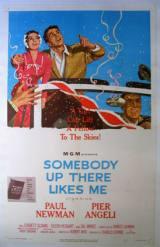 Lassu' Qualcuno Mi Ama (1956)