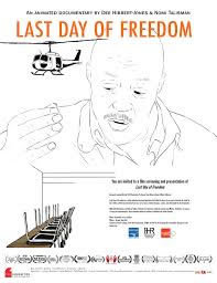 locandina del film LAST DAY OF FREEDOM