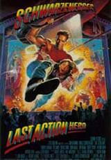locandina del film LAST ACTION HERO - L'ULTIMO GRANDE EROE