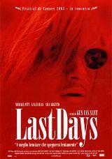 locandina del film LAST DAYS