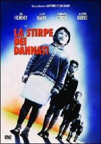 locandina del film LA STIRPE DEI DANNATI