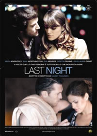 locandina del film LAST NIGHT (2010)