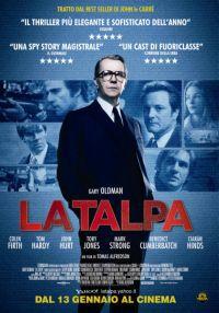 locandina del film LA TALPA