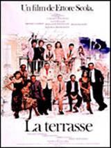 locandina del film LA TERRAZZA