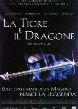 locandina del film LA TIGRE E IL DRAGONE