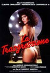 locandina del film LA TRASGRESSIONE