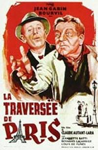 La Traversata Di Parigi (1956)