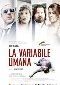 locandina del film LA VARIABILE UMANA