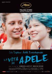 locandina del film LA VITA DI ADELE