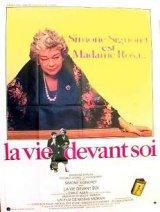 locandina del film LA VITA DAVANTI A SE'