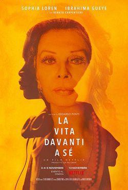 locandina del film LA VITA DAVANTI A SE' (2020)