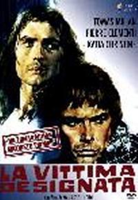 locandina del film LA VITTIMA DESIGNATA