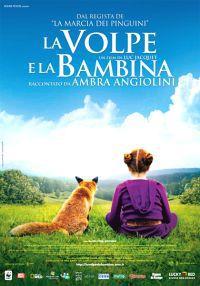 locandina del film LA VOLPE E LA BAMBINA